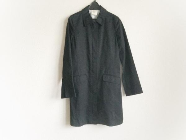 Le souk(ルスーク) コート サイズ36 S レディース美品  黒 春・秋物