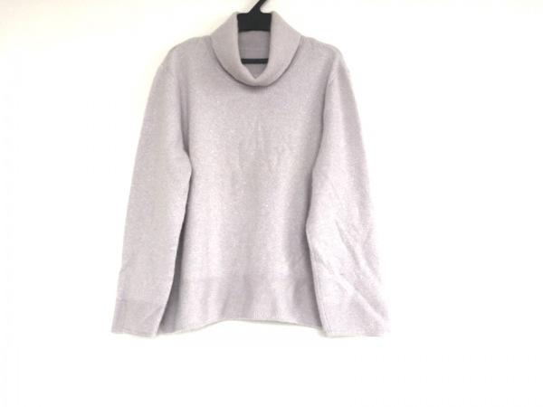 Leilian(レリアン) 長袖セーター サイズ13 L レディース ライトグレー
