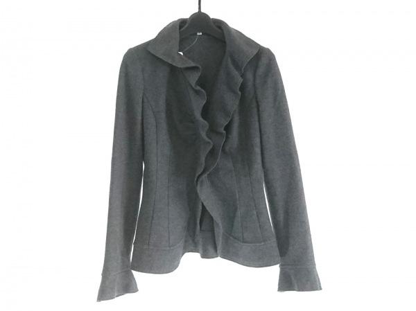NARACAMICIE(ナラカミーチェ) ジャケット サイズ2 M レディース美品  ダークグレー