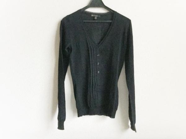 バーバリープローサム 長袖セーター サイズXS レディース新品同様  黒 シースルー