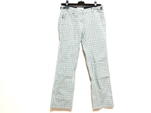 フランクリンアンドマーシャル パンツ サイズ28 L レディース チェック柄