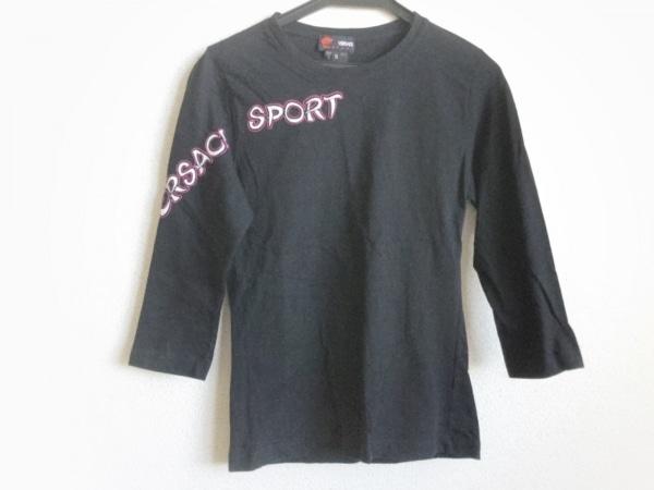 VERSACE SPORT(ヴェルサーチスポーツ) 半袖Tシャツ サイズS レディース美品
