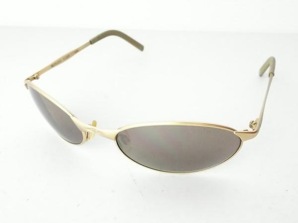 キラーループ サングラス RECKLESS ダークブラウン×ゴールド プラスチック×金属素材