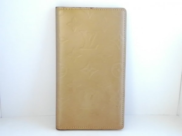 ルイヴィトン 手帳 モノグラムマット アジェンダ ポッシュ R20954 アンブレ