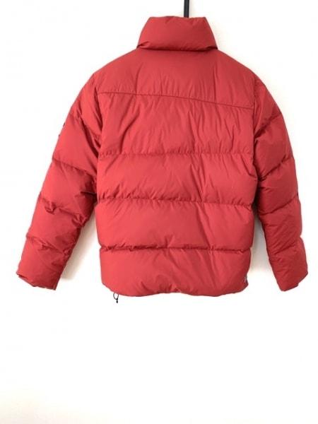 Hurley(ハーレー) ダウンジャケット サイズM メンズ レッド 冬物