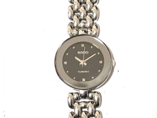 RADO(ラドー) 腕時計美品  フローレンス 318.3744.4 レディース 黒