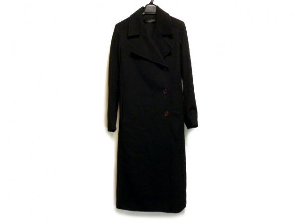 JEANCOLONNA(ジャンコロナ) コート サイズ38 M レディース 黒 冬物