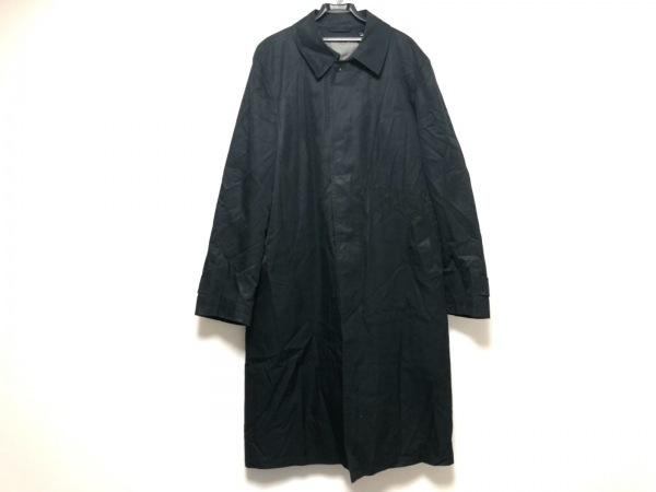 DURBAN(ダーバン) コート サイズL メンズ美品  黒 OPUS/冬物