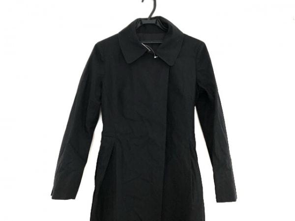seta ichiro(セタイチロウ) コート サイズ40 M レディース 黒 春・秋物