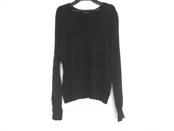 Burberry LONDON(バーバリーロンドン) 長袖セーター サイズ2 M メンズ 黒