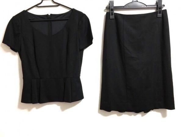 ピンキー&ダイアン スカートセットアップ サイズ38 M レディース美品  黒