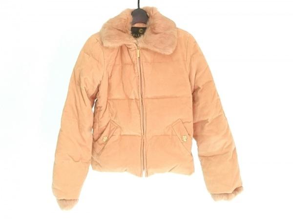 CLATHAS(クレイサス) ダウンジャケット サイズ38 M レディース美品  ライトブラウン