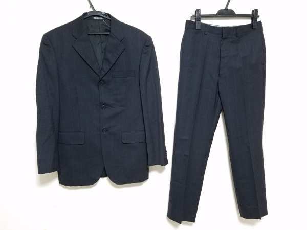 PERSON'S(パーソンズ) シングルスーツ メンズ ダークグレー
