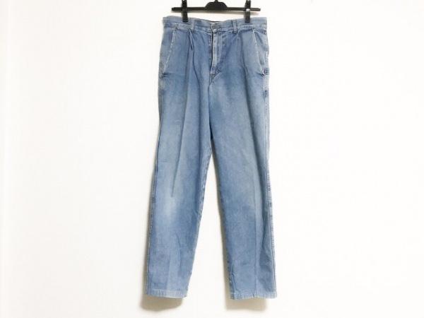 ErmenegildoZegna(ゼニア) ジーンズ サイズ46 XL メンズ ブルー