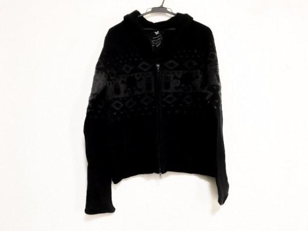 Roen(ロエン) ブルゾン サイズ48 XL メンズ美品  黒×ダークグレー