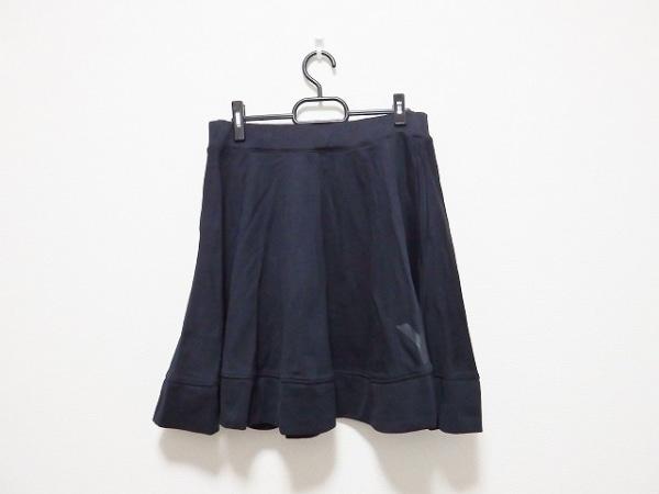 Y-3(ワイスリー) スカート サイズM レディース 黒 adidas/ウエストゴム