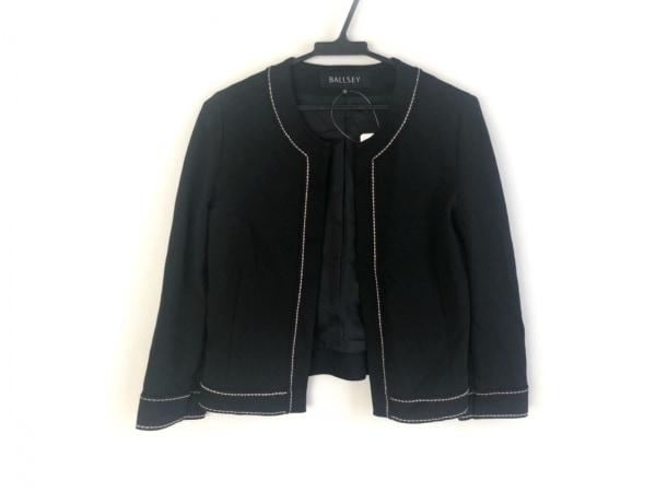 BALLSEY(ボールジー) ジャケット サイズ38 M レディース美品  黒