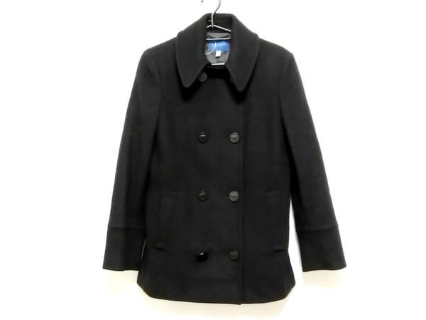 STRENESSE BLUE(ストラネスブルー) コート サイズ34 S レディース 黒 冬物
