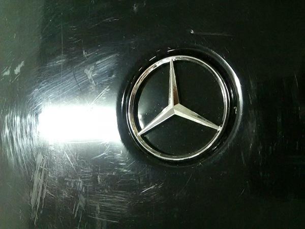 Mercedes-Benz(メルセデスベンツ) トランクケース 黒 プラスチック