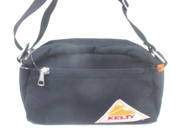 KELTY(ケルティ) ショルダーバッグ 黒 ナイロン