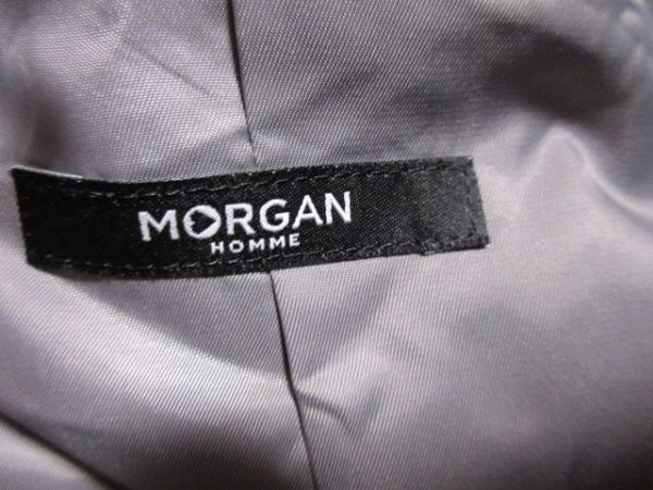 MORGAN(モルガン) ジャケット サイズM メンズ ネイビー
