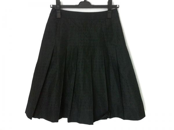 ESTNATION(エストネーション) スカート サイズ36 S レディース 黒 1