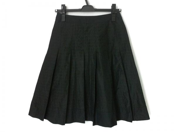 ESTNATION(エストネーション) スカート サイズ36 S レディース 黒 2