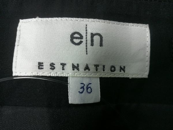 ESTNATION(エストネーション) スカート サイズ36 S レディース 黒 3