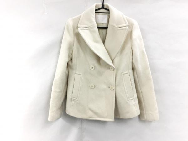 BALLSEY(ボールジー) コート サイズ38 M レディース美品  アイボリー 冬物