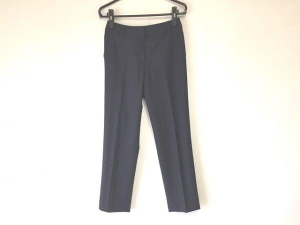 ROCHAS(ロシャス) パンツ サイズ9 M レディース ネイビー