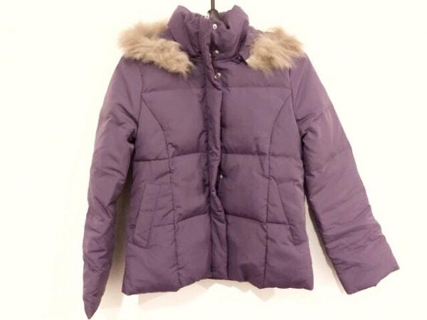 INGNI(イング) ダウンジャケット サイズM レディース パープル 冬物