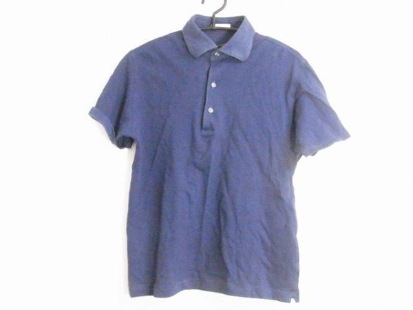 ORIAN(オリアン) 半袖ポロシャツ サイズL レディース ダークネイビー