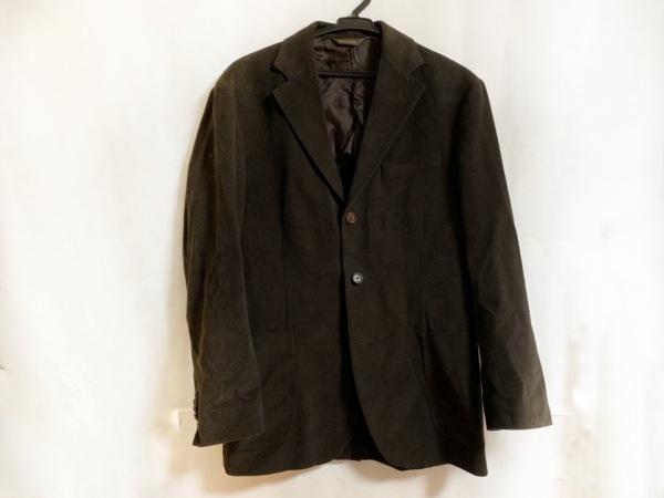 Henry Cotton's(ヘンリーコットンズ) ジャケット サイズ50 メンズ ダークブラウン