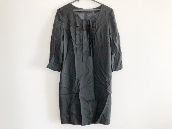 ICB(アイシービー) ワンピース サイズ9 M レディース 黒