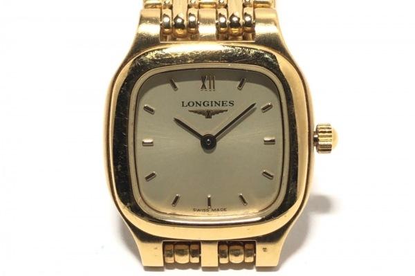 LONGINES(ロンジン) 腕時計 L7 148 2 レディース ゴールド