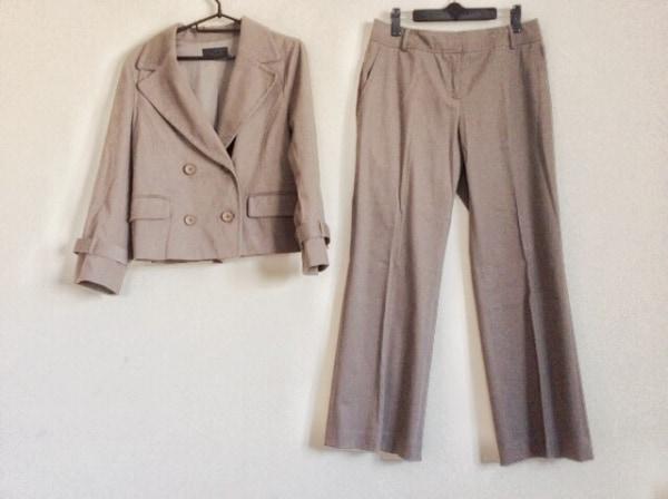 ICB(アイシービー) レディースパンツスーツ サイズ42 L レディース ダークブラウン