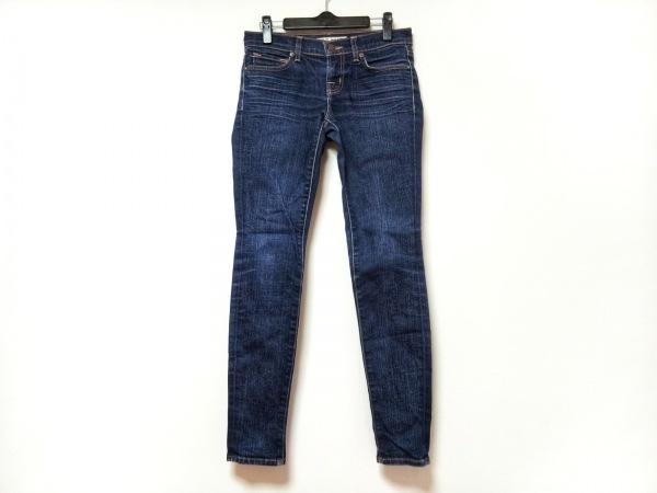 J Brand(ジェイブランド) パンツ サイズ24 レディース ネイビー デニム/スキニー