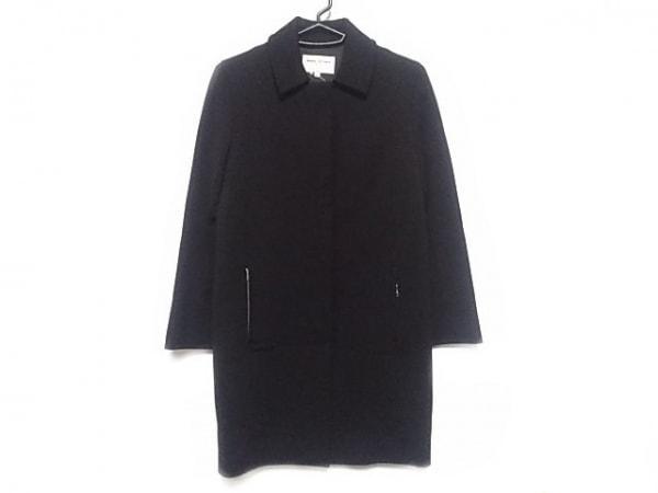 マークジェイコブスルック コート サイズ40 M レディース美品  黒 冬物