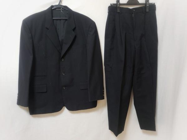 コムデギャルソンオム シングルスーツ サイズS メンズ 黒 シングル/肩パッド