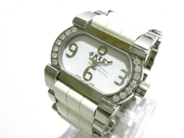 FRED(フレッド) 腕時計 FD012112 レディース 白