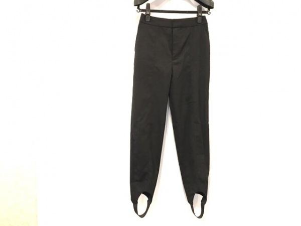 LE CIEL BLEU(ルシェルブルー) パンツ サイズ34 S レディース 黒