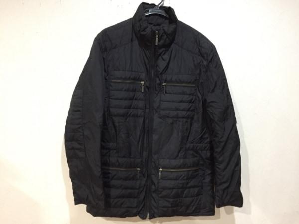 add(アッド・エーディーディー) ダウンコート サイズ50 XL レディース 黒