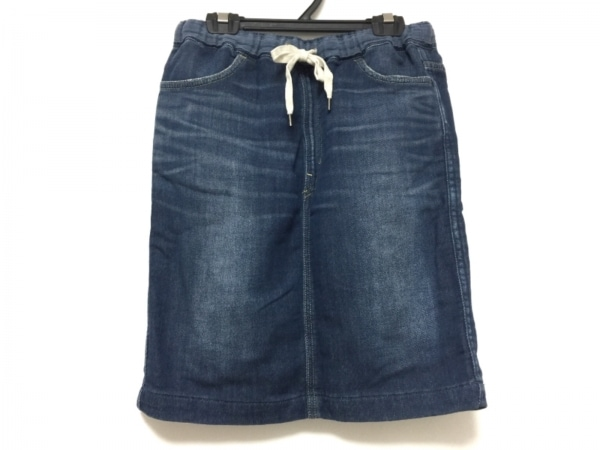 JET LOS ANGELES(ジェット) スカート サイズ0 XS レディース ブルー デニム