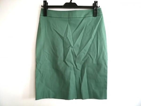 VALENTINO ROMA(バレンチノローマ) スカート サイズ40 M レディース美品  グリーン