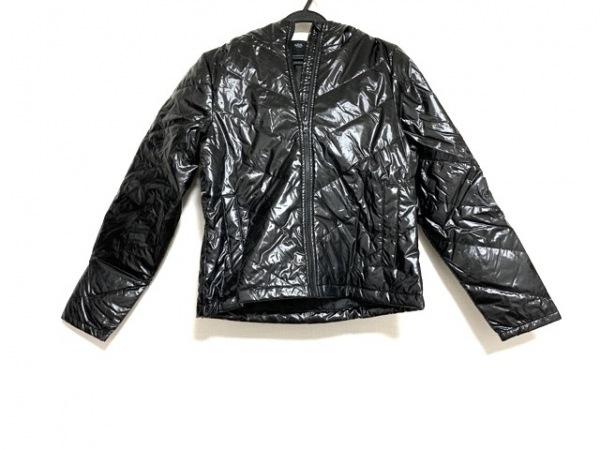 アズールバイマウジー ダウンジャケット サイズM レディース美品  黒 冬物/中綿