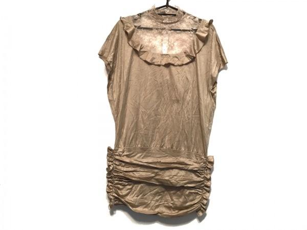 Laula(ラウラ) ワンピース サイズ2 M レディース美品  ブラウン