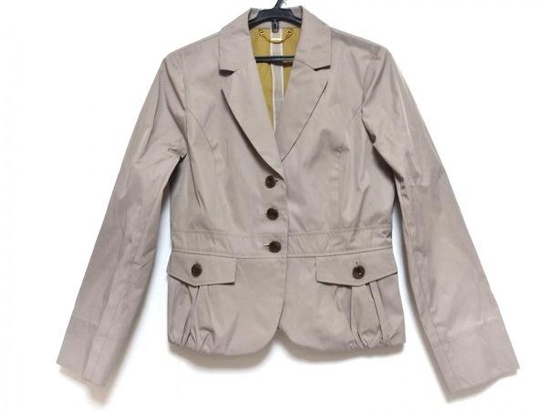 Scapa(スキャパ) ジャケット サイズ38 L レディース美品  ベージュ