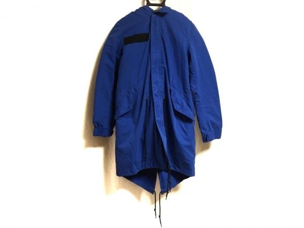 Audience(オーディエンス) コート サイズ16 メンズ ブルー 冬物