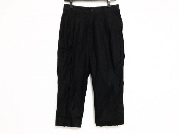 L'EQUIPE YOSHIE INABA(レキップ ヨシエイナバ) パンツ サイズ38 M メンズ 黒 薄手