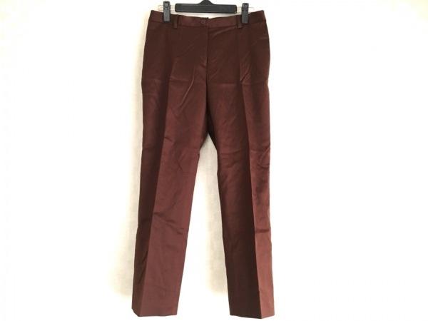 CalvinKlein(カルバンクライン) パンツ サイズ4 XL レディース ダークブラウン